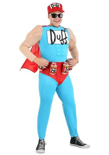 Manly Duffman Costume