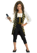 Girls Pirates 4 Angelica Costume