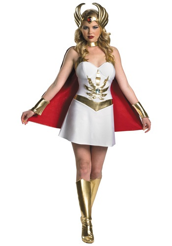Golden She Ra Costume