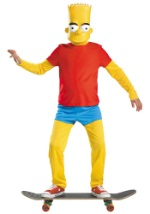 Boys Totally Bart Simpson Costume