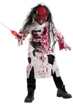 Kids Disturbed Doctor Costume