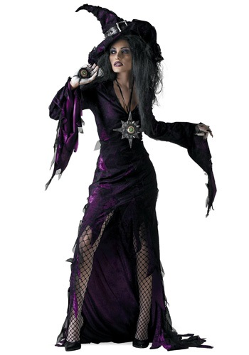 Enchanting Sorceress Costume