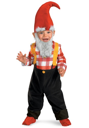 Toddler Gnome Costume