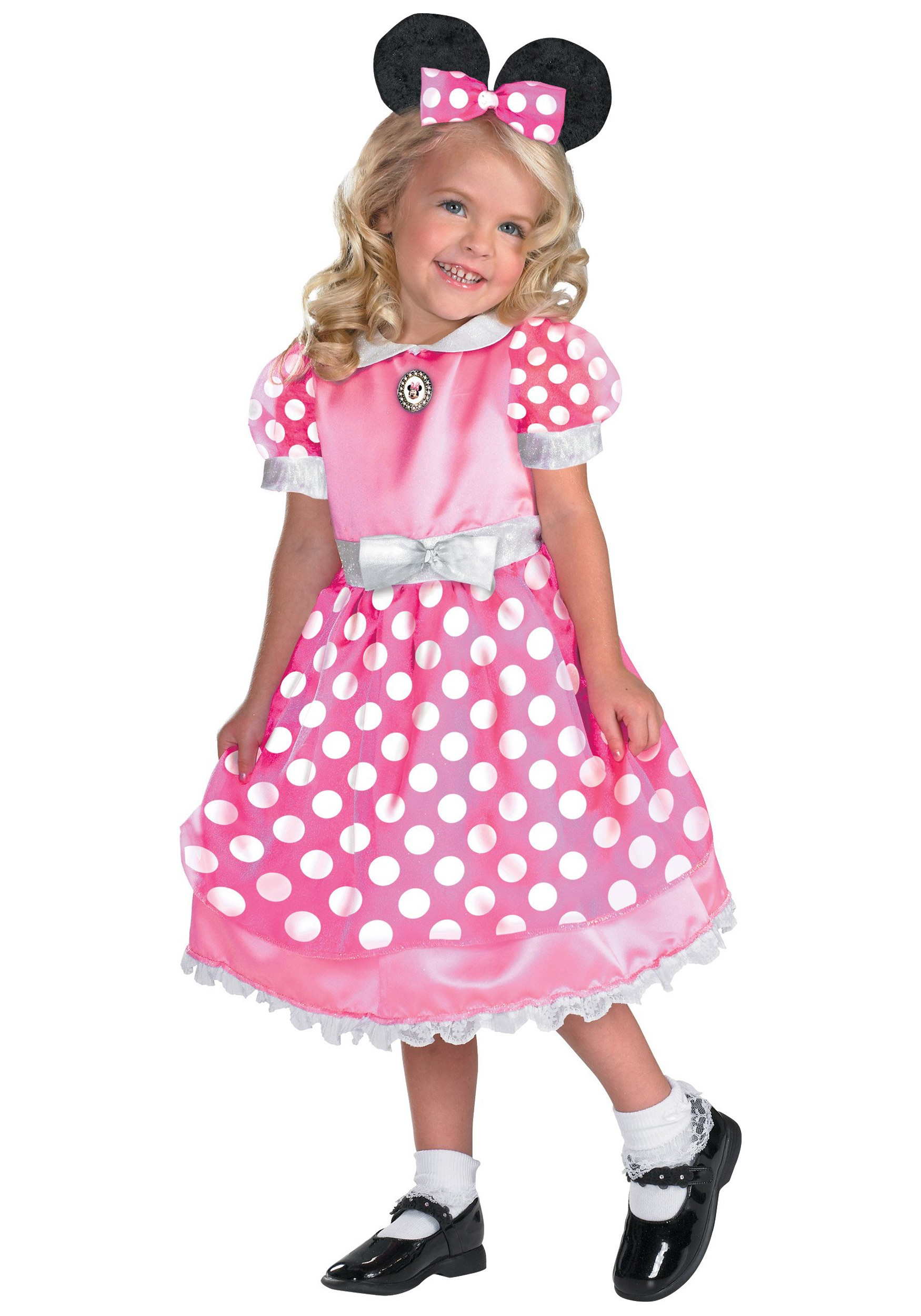 17ce050b0 Pink Minnie Mouse Costume - Toddler Minnie Mouse Disney Costumes