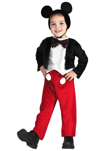 Mickey Mouse Child Costume