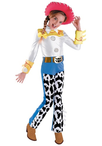 Toy Story Jessie Kids Costume