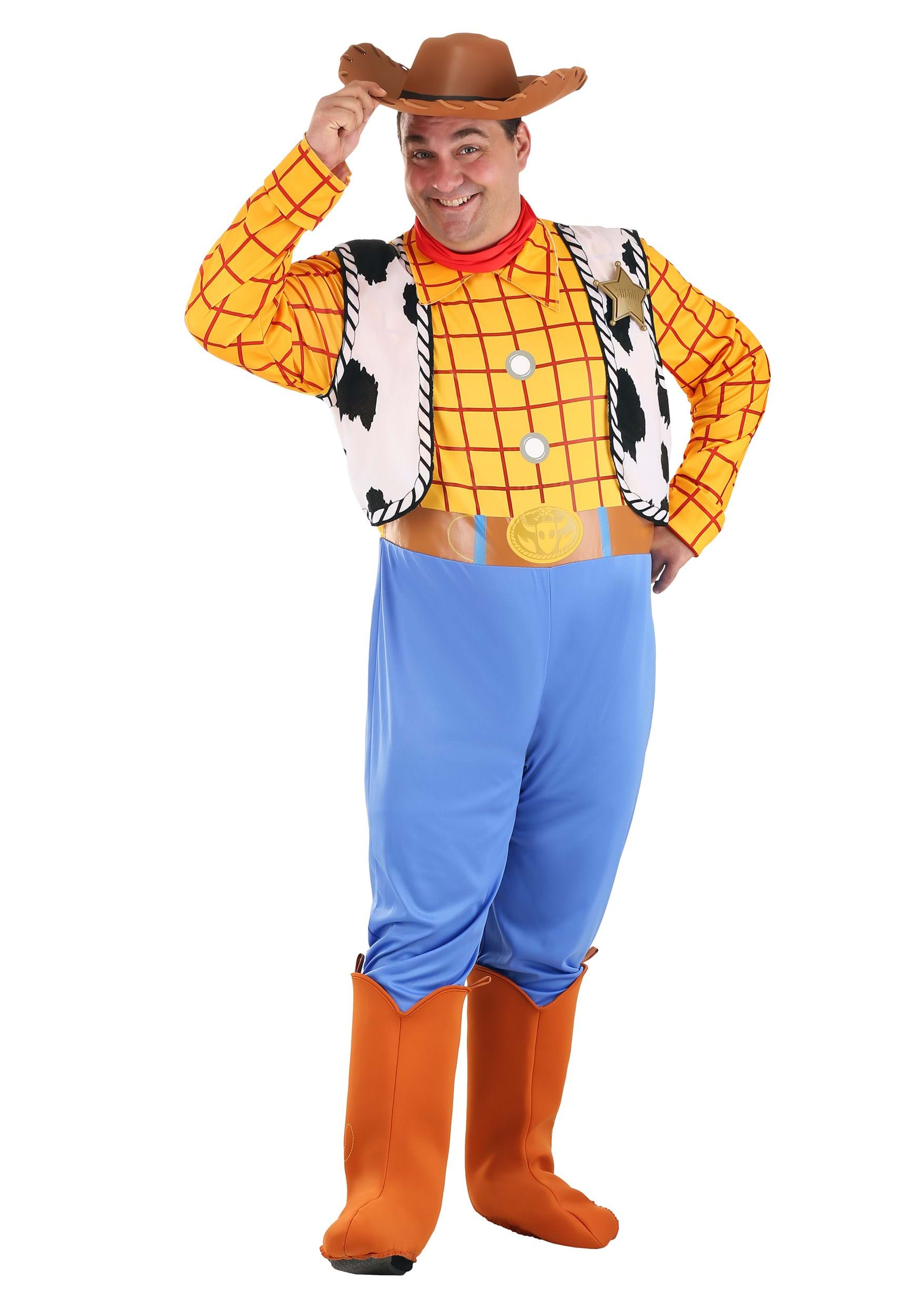 Disney Woody Costume  sc 1 st  Halloween Costume : adult cowboy halloween costume  - Germanpascual.Com
