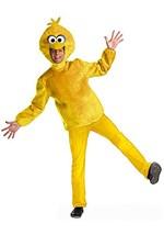 Adult Sesame Street Big Bird Costume