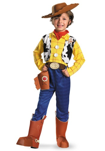 Kids Toy Story Woody Costume