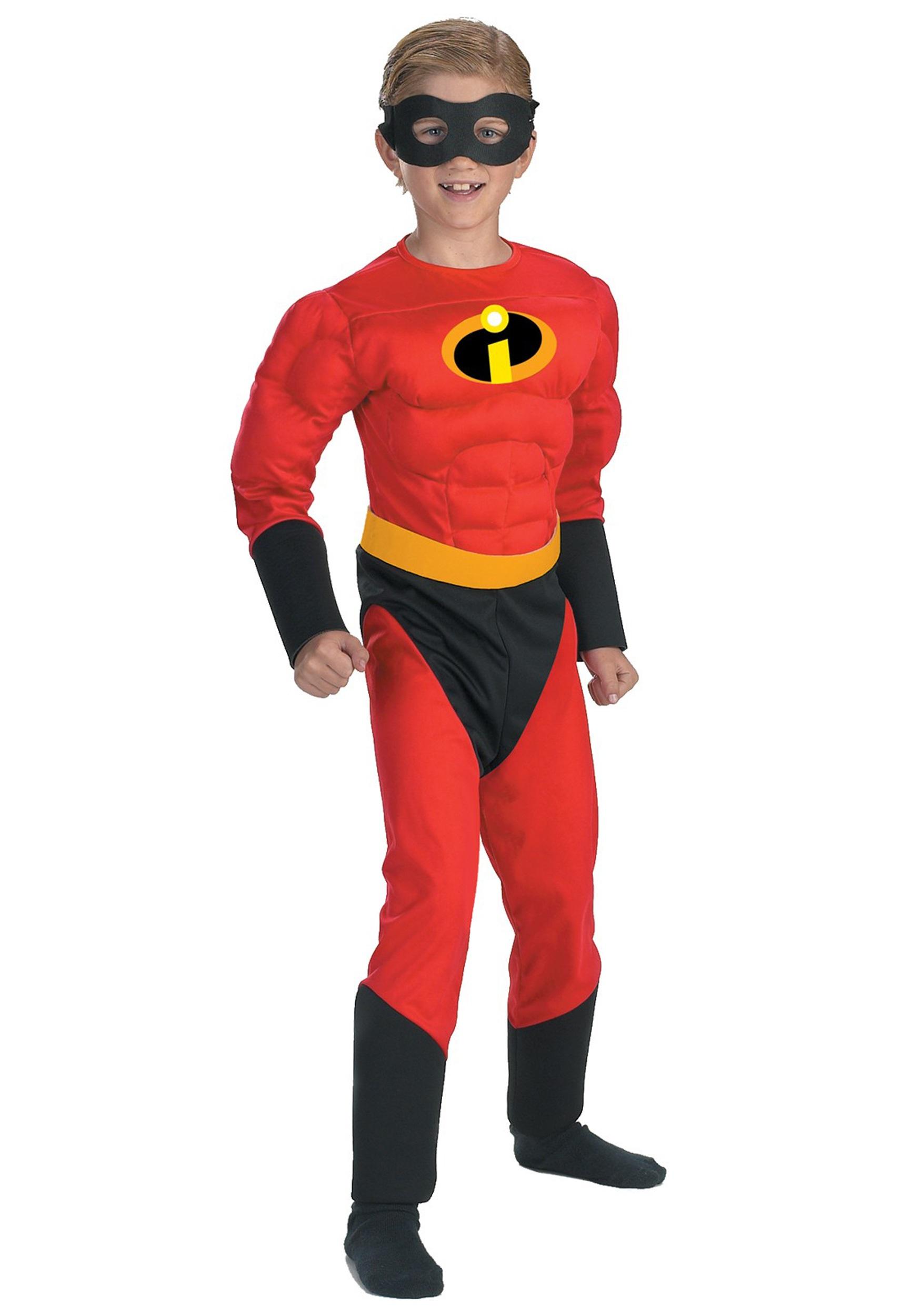 Incredibles Dash Costume Boys Incredibles Dash Costume