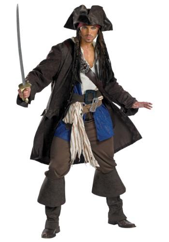 Prestige Jack Sparrow Costume