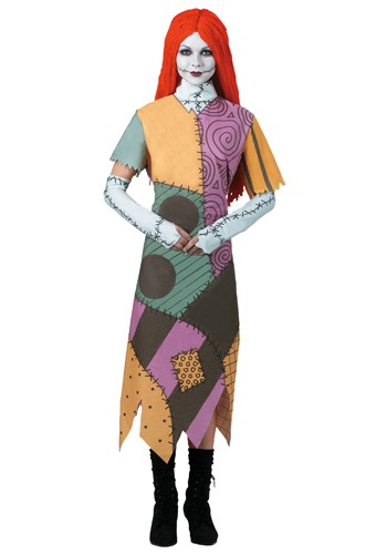 Teen Rag Doll Sally Costume