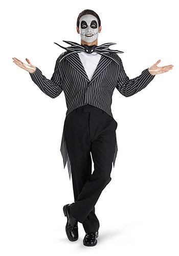 Jack the Pumpkin King Teen Costume