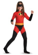 Girls Violet Incredible Costume