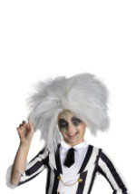 Child Beetlejuice Wig