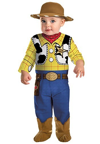 Infant Cowboy Woody Costume  sc 1 st  Halloween Costume & Infant Cowboy Woody Costume - Boys Toy Story Character Costume Ideas