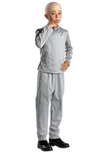 Deluxe Kids Dr Evil Costume