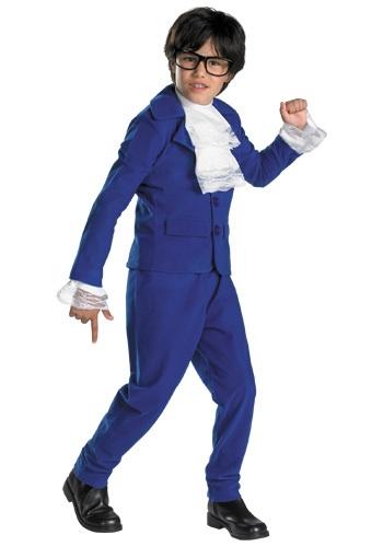 Child Austin Powers Costume