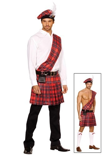 Male Scottish Costume