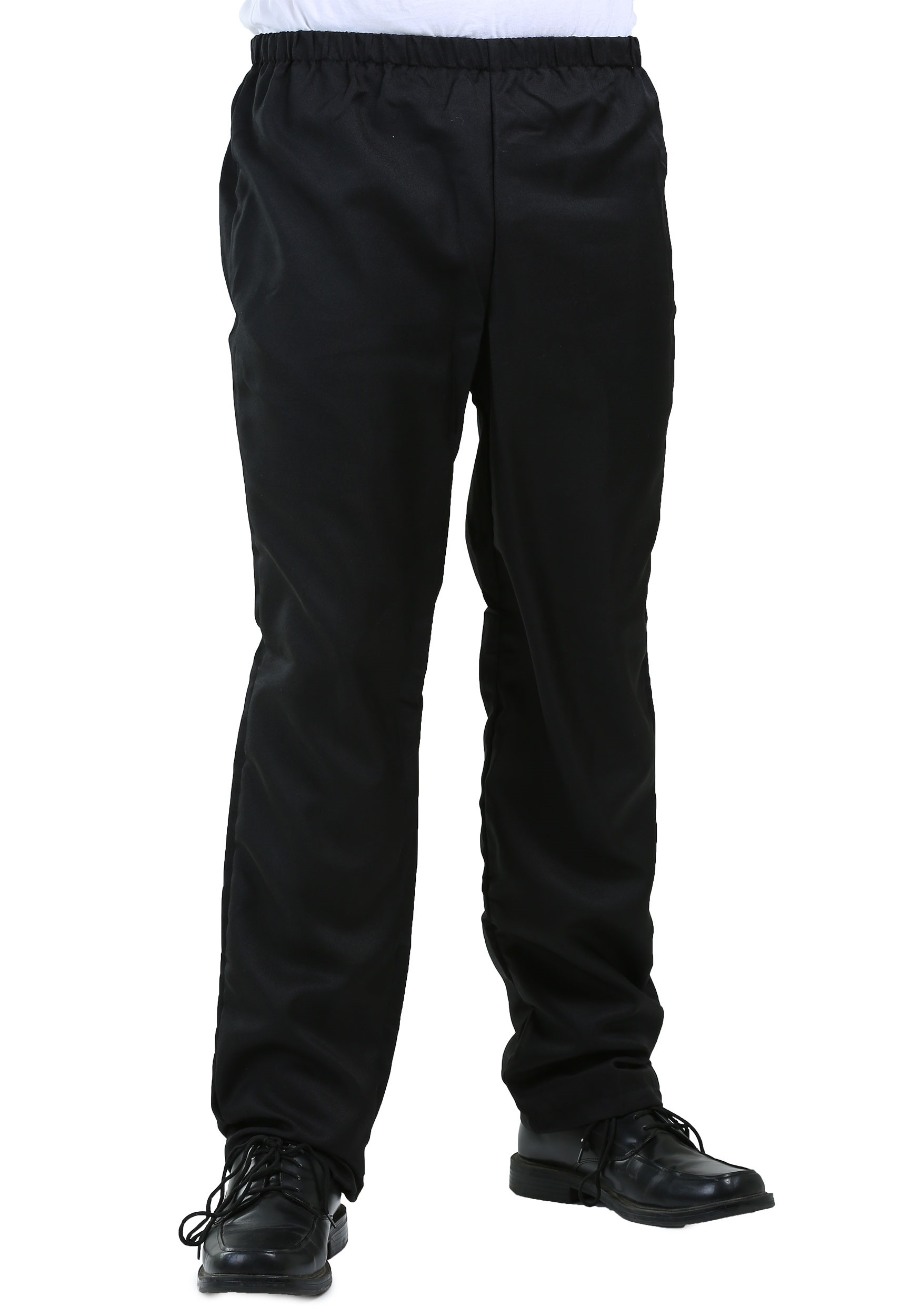 Male Costume Pants - Black Pants for Men