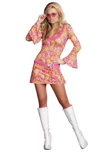 Swinging 60s Dancer Costume