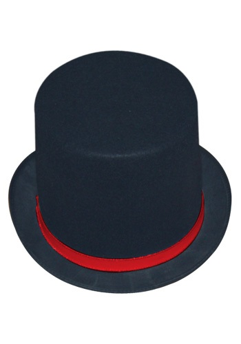 Classy Black Top Hat