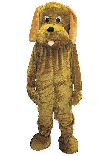 Puppy Mascot Costume