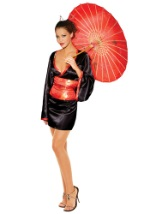 Asian Geisha Cutie Costume