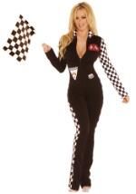 Racy Speedway Vixen Jumpsuit