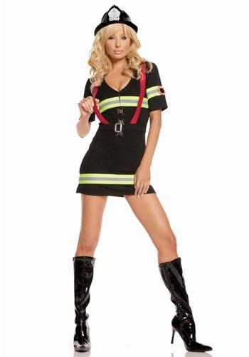 Fire Fighting Hottie Costume