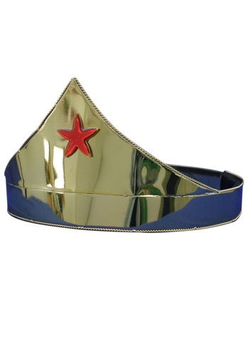 Red Star Superhero Crown