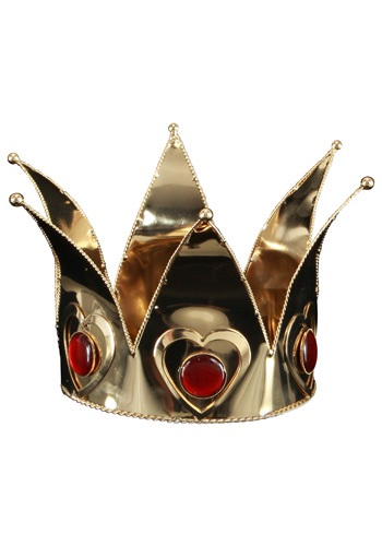 Tiny Queen of Hearts Crown