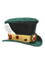 Kids' Mad Hatter Top Hat