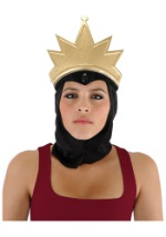 Evil Snow White Queen Headpiece