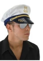 Sailor's Captain Hat