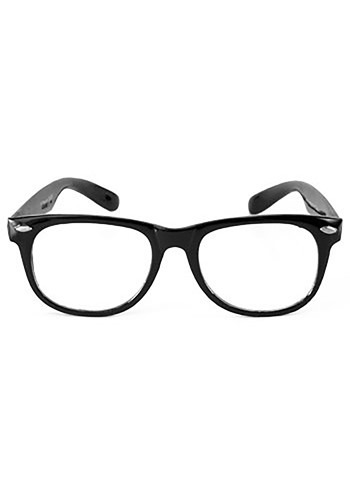 Deluxe Black Glasses