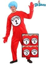 Thing 1 or 2 Adult Costume