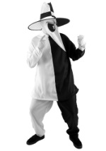Deluxe Spy vs Spy Costume