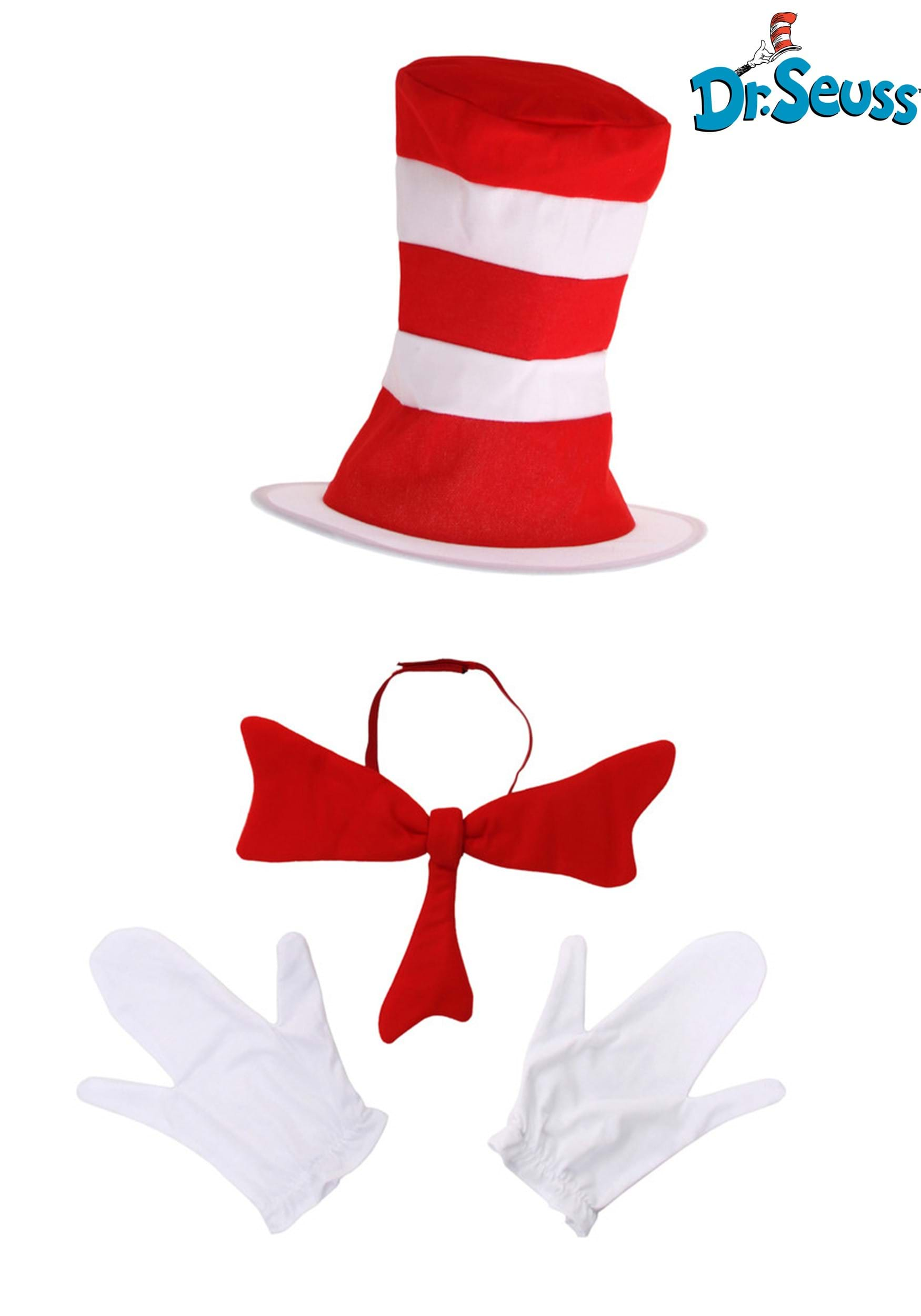 Cat in the Hat Accessory Kit  sc 1 st  Halloween Costume & Cat in the Hat Accessory Kit - Cat in the Hat Costume Ideas