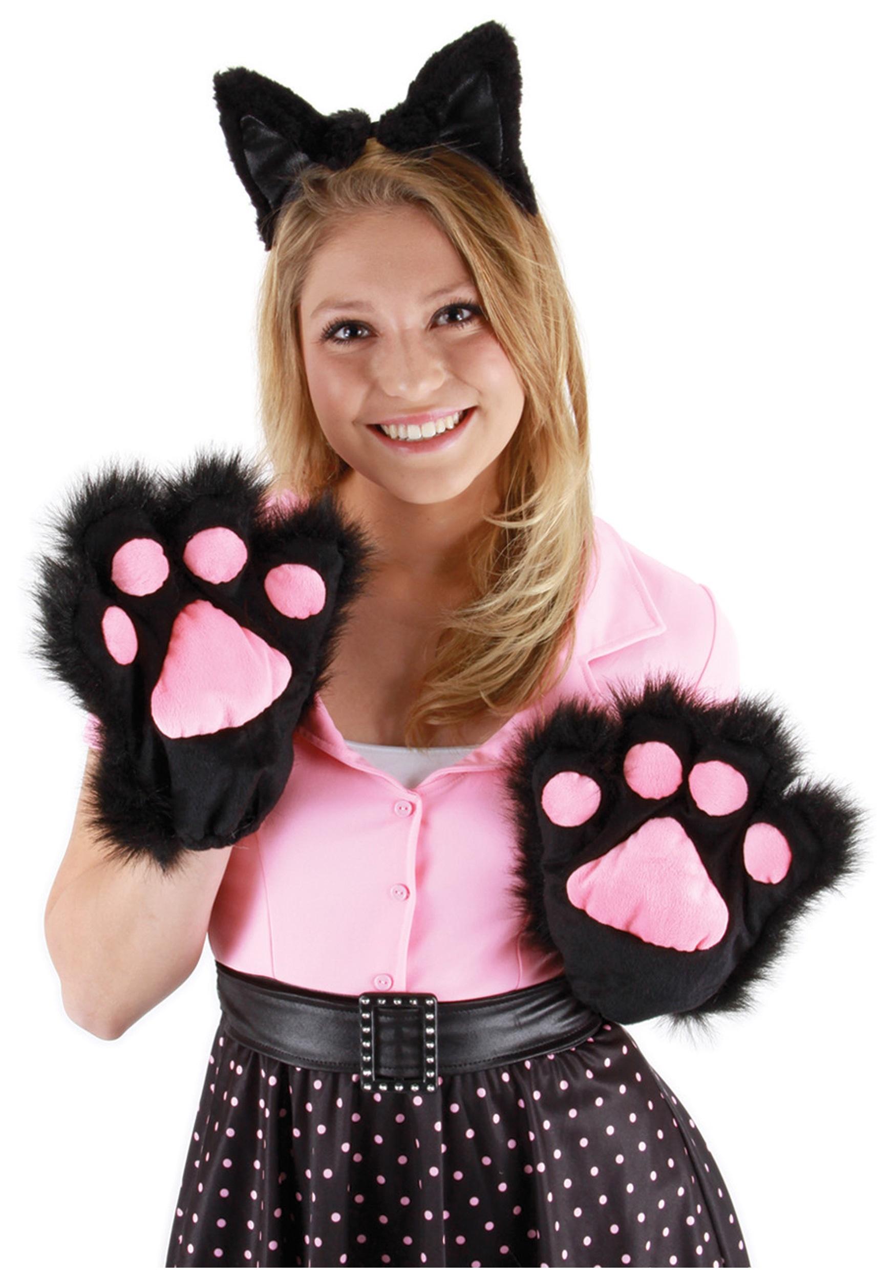 Образ кошки своими руками
