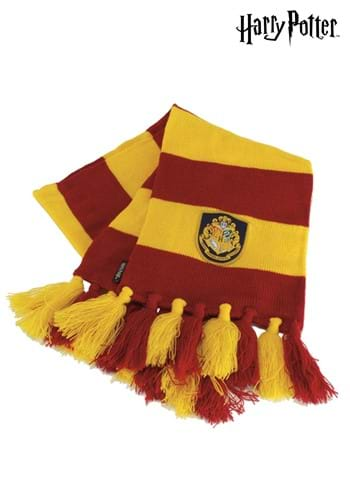 Hogwarts Striped Scarf