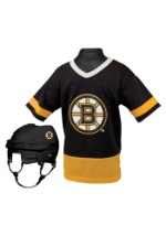 Boston Bruins NHL Kid's Uniform Set