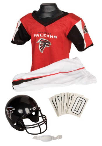 Boys NFL Falcons Uniform Costume