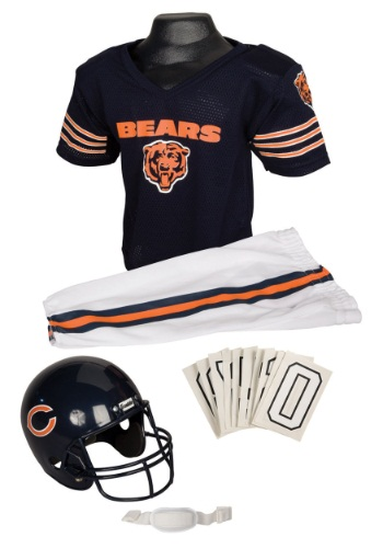 Child NFL Bears Uniform Costume