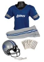 NFL Lions Kids Costume