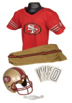 NFL 49ers Kids Uniform
