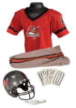 NFL Bucs Kids Uniform