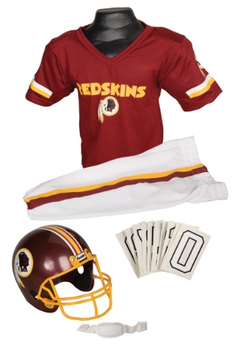 Boys NFL Redskins Uniform Costume