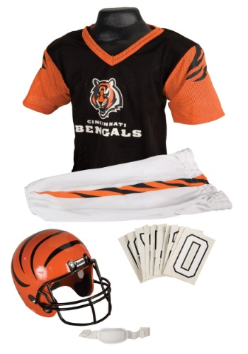 NFL Bengals Kids Uniform