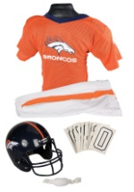 Boys NFL Broncos Uniform Costume